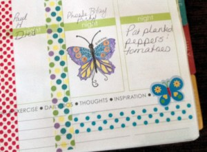 Journaling in the Erin Condren Life Planner  http://www.catheswanson.com