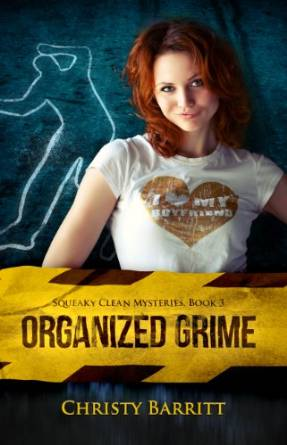 Organized Grime by Christy Barritt - audiobook reviews by Cathe Swanson