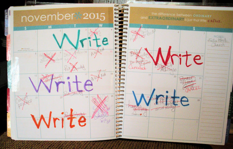 NaNoWriMo - 6 Important Tasks to Complete Before Nov. 1