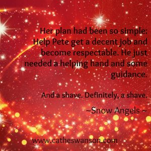 Snow Angels by Cathe Swanson - Part of the Christmas Lights novella collection