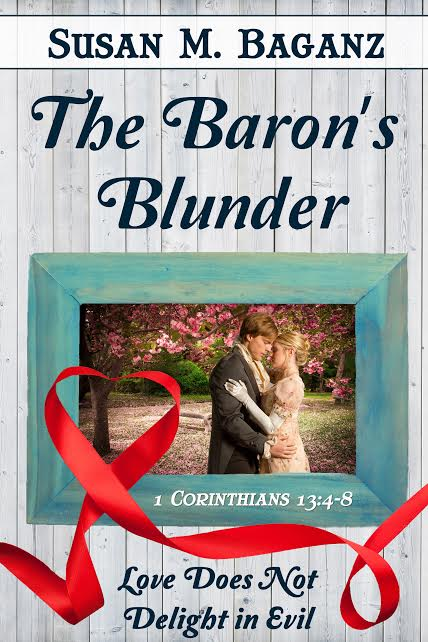 The Baron's Blunder by Susan Baganz