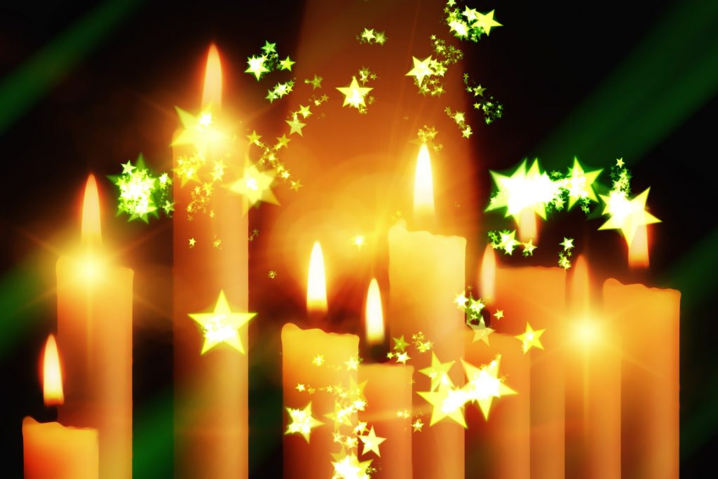 Re-Light the Candles of Cheer - Cathe Swanson
