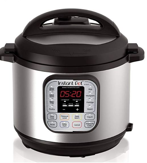 I love my Instant Pot by Cathe Swanson