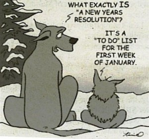 Resolutions Everywhere