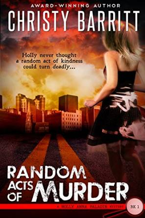 Random Acts of Murder by Christy Barritt