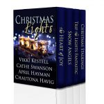 Christmas Lights - a novella collection from Vikki Kestell, Cathe Swanson, April Hayman and Chautona Havig