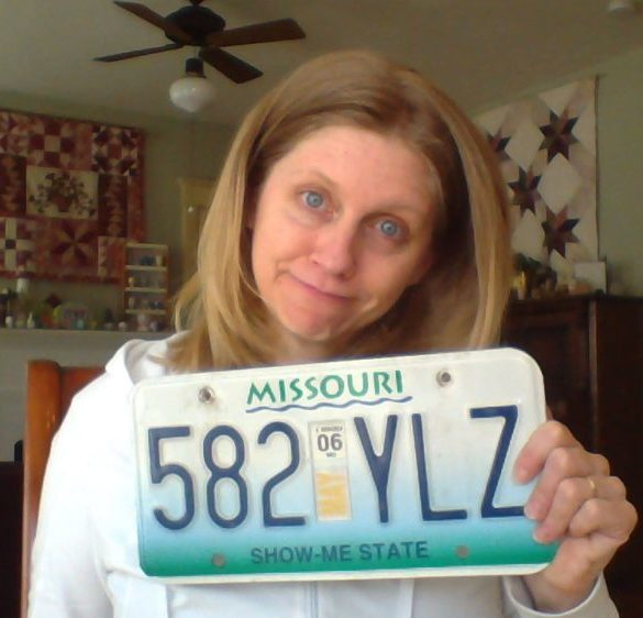 Only Cars and Convicts have Numbers - My Grandchildren have Names
