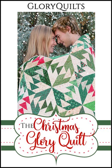 The Christmas Glory Quilt Pattern