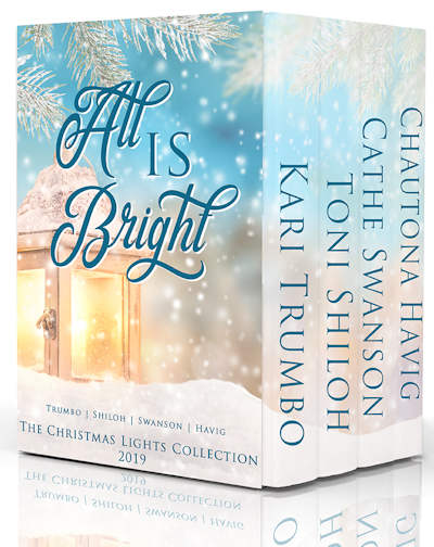 All is Bright ~ The 2019 Christmas Lights Collection ~ Chautona Havig, Kari Trumbo, Toni Shiloh and Cathe Swanson