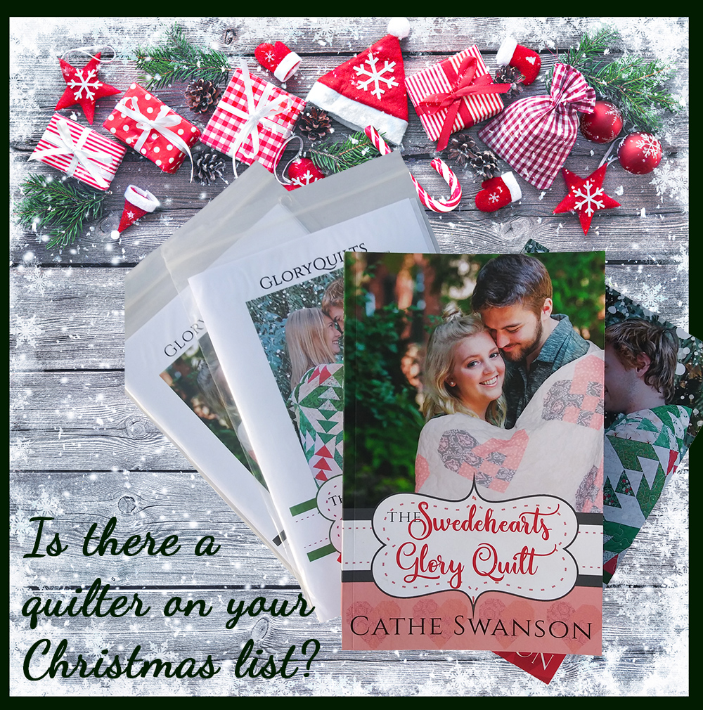 Glory Quilts Christmas GIft Set - Cathe Swanson