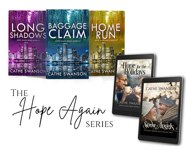 Hope Again series by Cathe Swanson