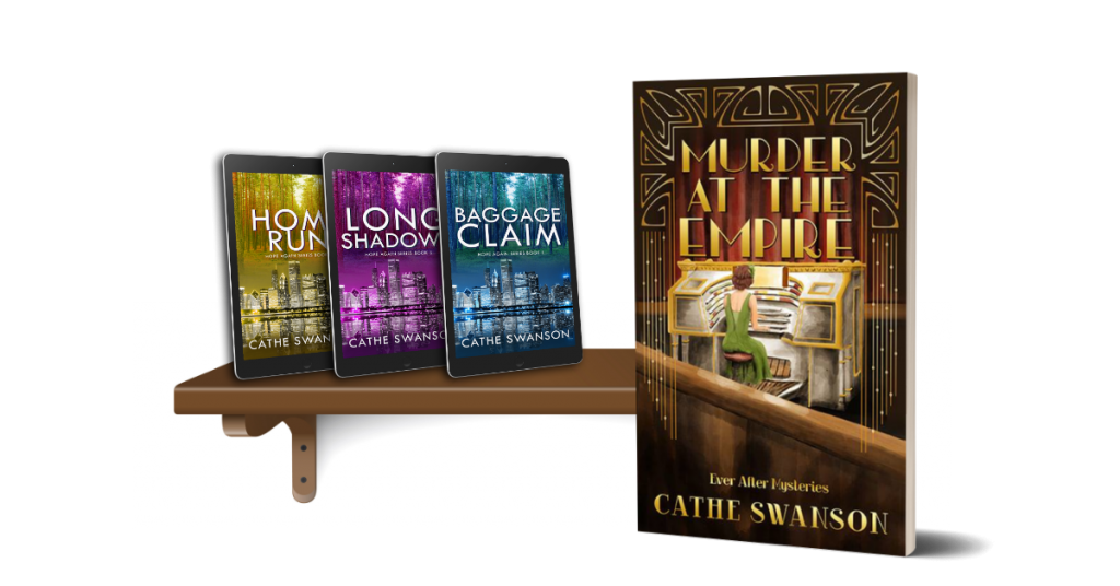 Books by Cathe Swanson