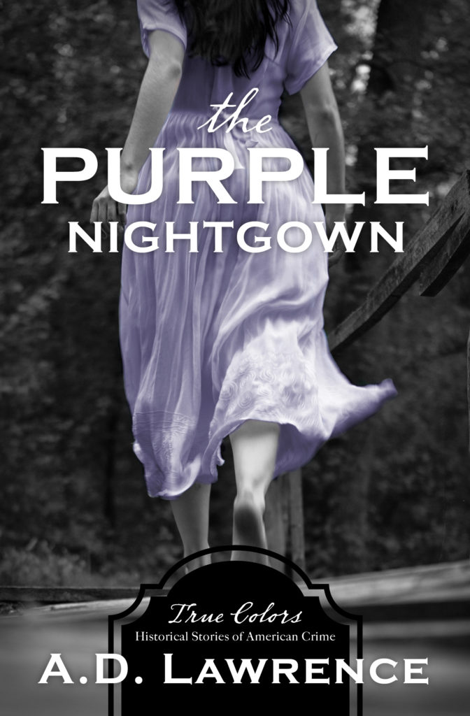 The Purple Nightgown by A.D. Lawrence - a review by Cathe Swanson